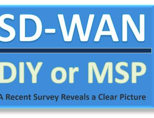 DIY or Managed SD-WAN?  A Recent Survey Reveals a Clear Picture
